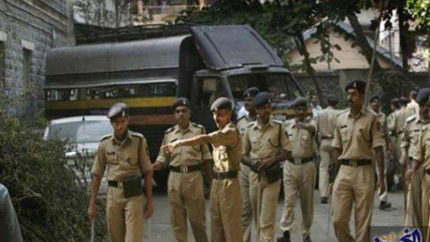 قوات الشرطة الهندية