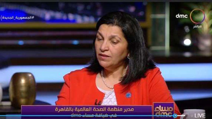ممثل منظمة الصحة العالمية