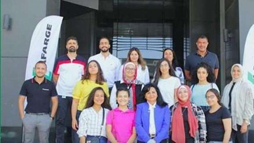 الوكالة الألمانية GIZ ولافارج توفران منحاً تدريبية صيفية للطالبات المصريات