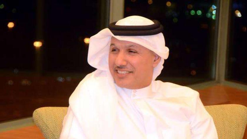 المستثمر الكويتى عبدالله أحمد الشاهين الربيّع