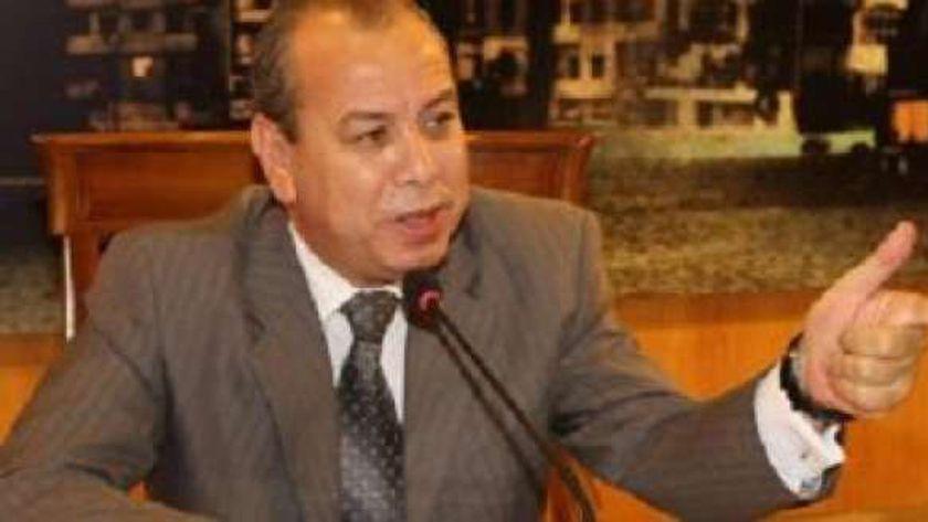 الدكتورإسماعيل عبدالحميد طه، محافظ كفر الشيخ