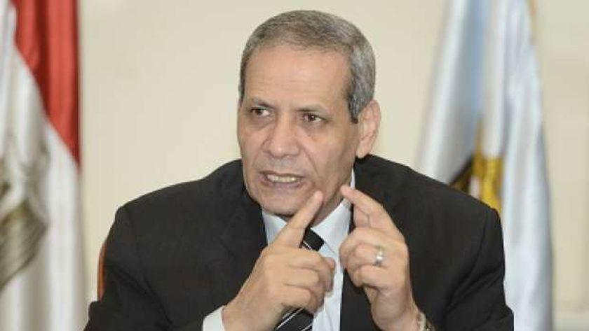 د. الهلالي الشربيني وزير التربية والتعليم السابق
