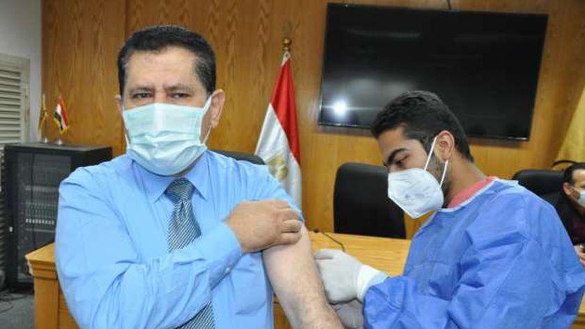 موقع وزارة الصحة لحجز لقاح كورونا