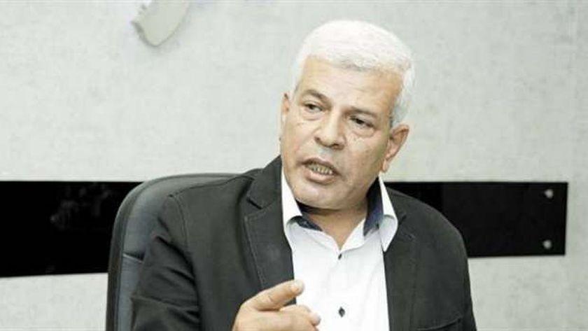 الدكتور سيد خليفة نقيب الزراعيين ومدير مكتب «أكساد» في القاهرة