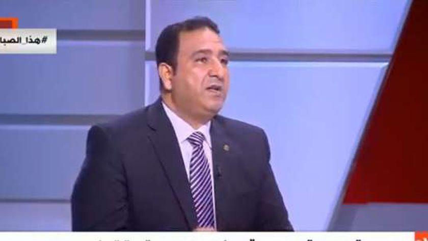 العميد خالد الحسيني