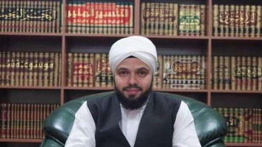 الشيخ أحمد الشاذلي