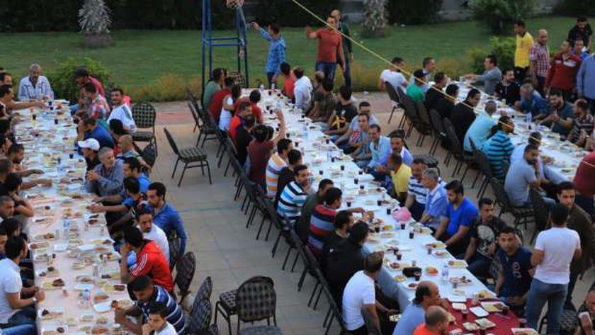 """""""صندوق مكافحة الإدمان """" ينظم حفل افطار للمتعافين من تعاطى المخدرات فى اطار إعادة دمجهم فى المجتمع مره أخرى"""