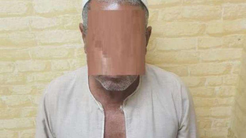 لص المواشي المتهم بقتل باغتصاب وقتل سيدات بالصعيد