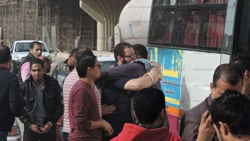 لجنة عليا من الجهات الأمنية  للنظر فيمن يستحق العفو عن باقي العقوبة