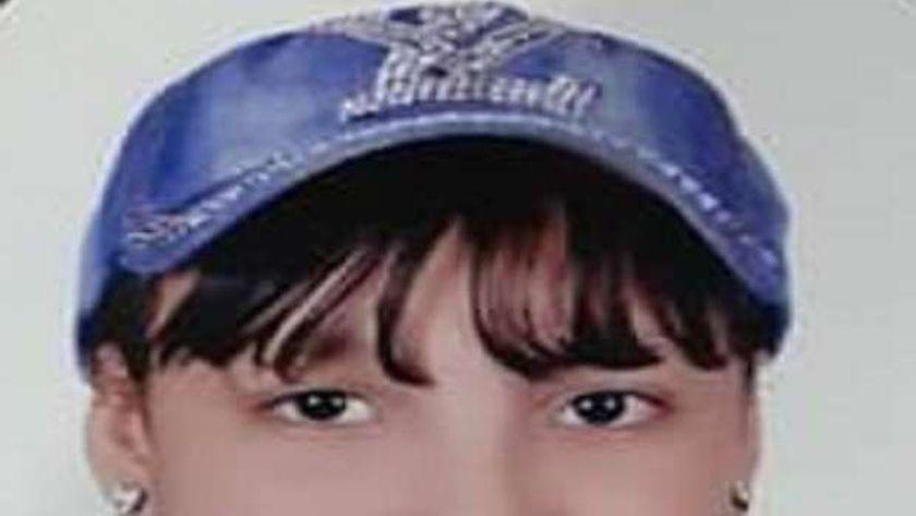 فجر - الطفلة الضحية فى جريمة الطالبية