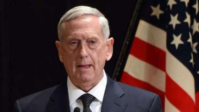 وزير الدفاع الأمريكي السابق جيمس ماتيس
