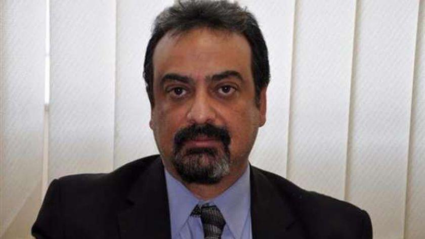 الدكتور حسام عبدالغفار أمين عام المجلس الأعلى للمستشفيات الجامعية