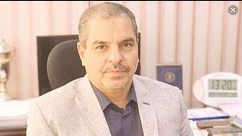 المهندس رأفت شمعه رئيس شركة مصر الوسطي لتوزيع الكهرباء