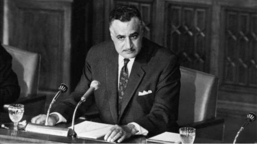 الرئيس الأسبق جمال عبدالناصر