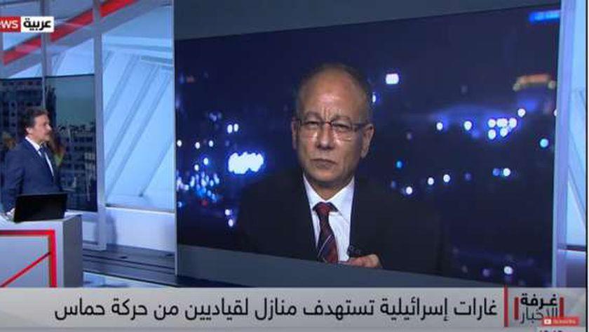 الدكتور عماد جاد، الخبير في الشئون الإسرائيلية بمركز الأهرام للدراسات الاستراتيجية