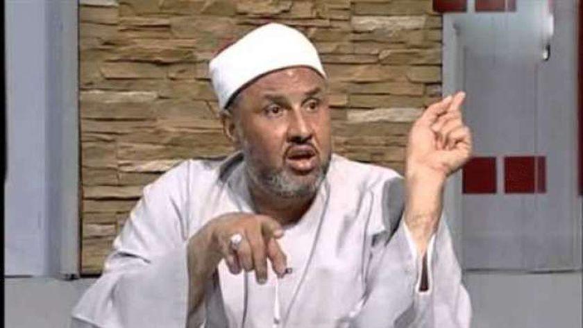 الشيخ صبري عبادة .. وكيل وزارة الأوقاف الموقوف