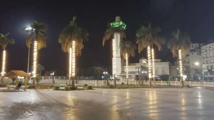 مسجد أبوالحجاج الأقصري