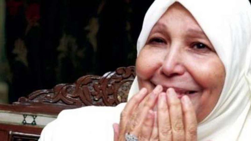 وفاة الدكتورة عبلة الكحلاوي ناهز عاما