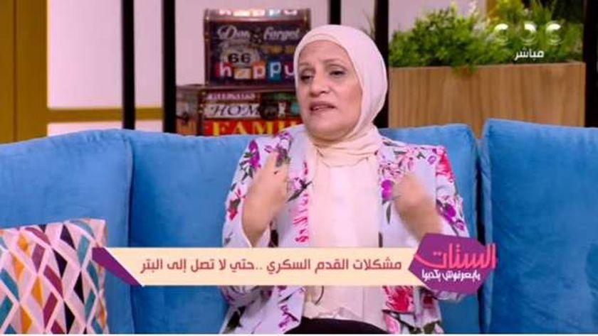 الدكتورة هالة كحلة.. أستاذ الباطنة والسكر بطب قصر العيني