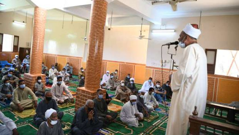 افتتاح 7 مساجد بقنا