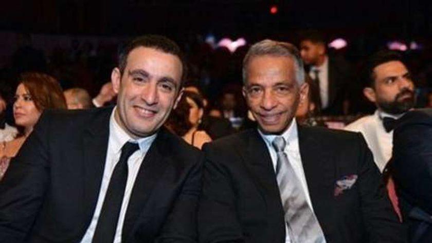 أحمد السقا ومحمد الصغير