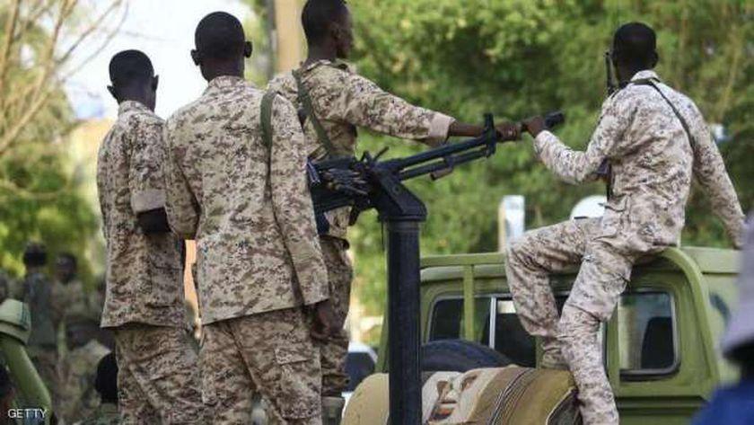 قوات الأمن السودانية