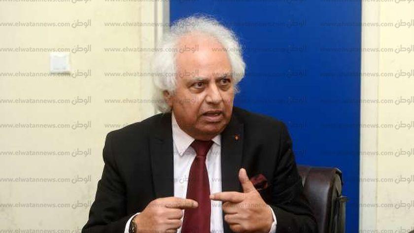 الدكتور سمير غطاس .. عضو مجلس النواب