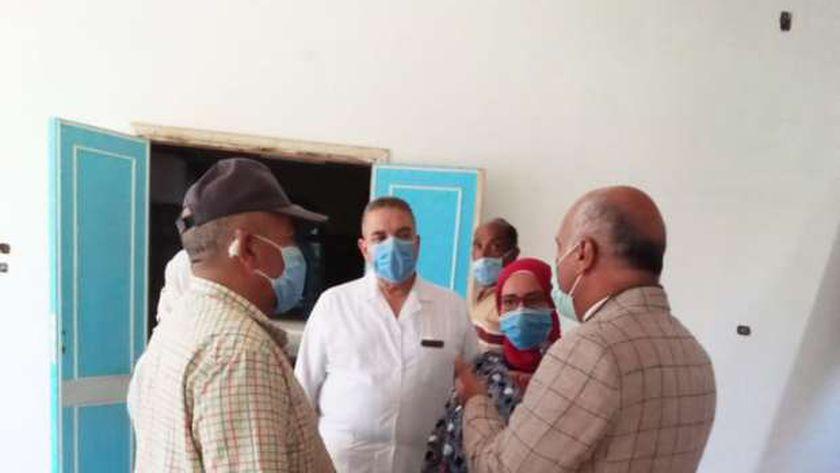 وكيل صحة بالغربية : تشكيل لجنة لمتابعة سير العمل بمستشفي صدر المحلة