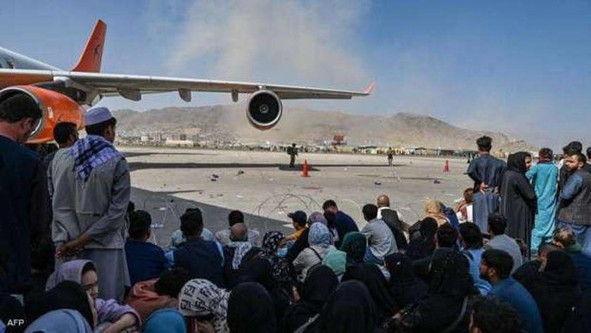 مطار كابول الدولي - أرشيفية