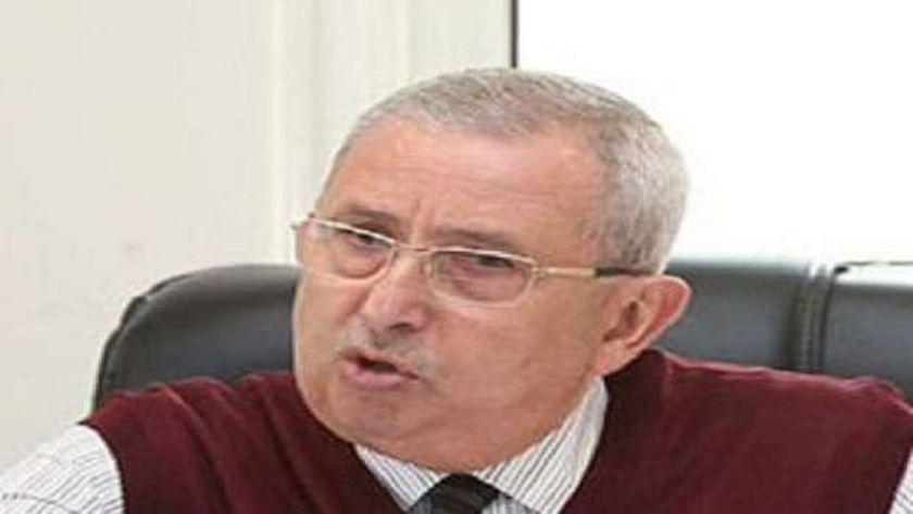 محمد حلمي الغر الأمين العام للمجلس الأعلى للجامعات الخاصة والأهلية