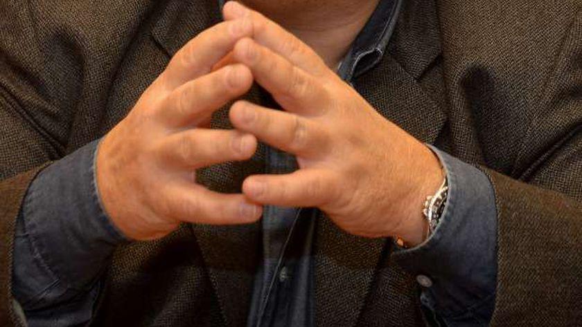 المهندس خريستو كافاليس رئيس الجالية اليونانية فى مصر