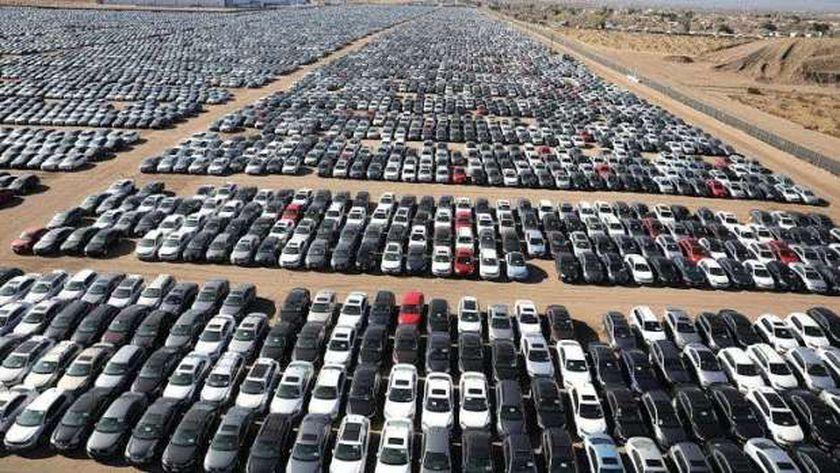 مبيعات السيارات _ارشيفية