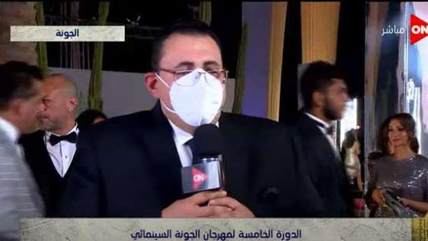 الدكتور خالد مجاهد