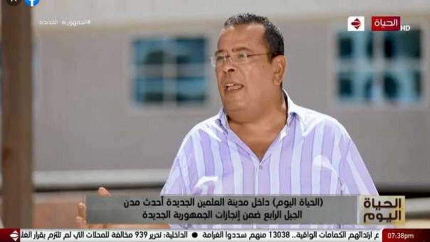 المهندس محمد سعد