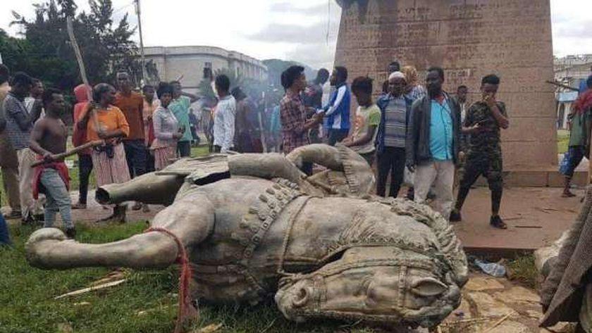 عنف في إثيوبيا
