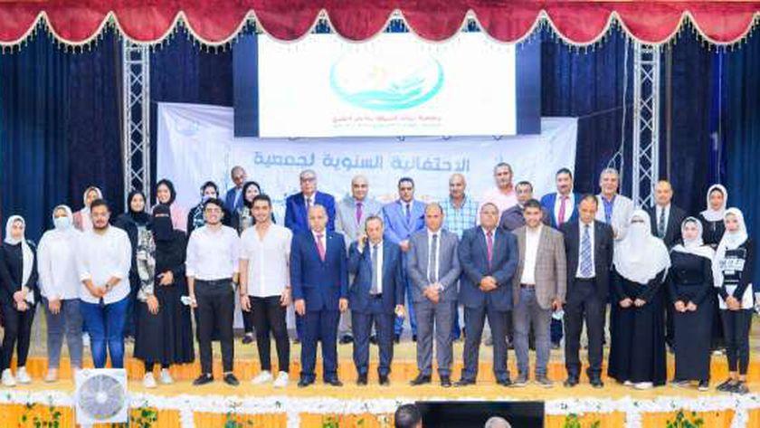 تكريم أوائل الشهادات العامة والأزهرية في كفر الشيخ