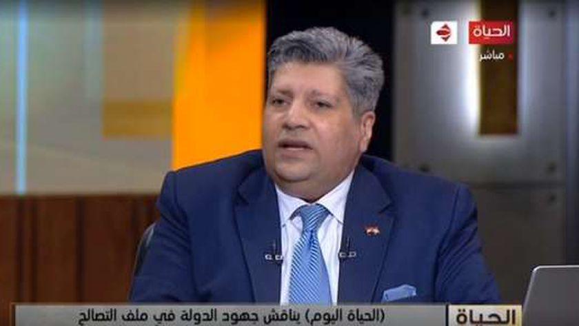 الدكتور خالد قاسم المتحدث بإسم وزارة التنمية المحلية