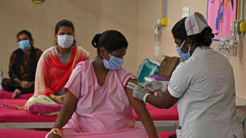 ارتفاع في الإصابات اليومية بفيروس كورونا في الهند