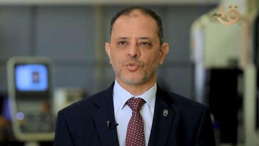 الدكتور عمرو الطويل عميد كلية هندسة التصميم الإبداعي في الجامعة المصرية اليابانية