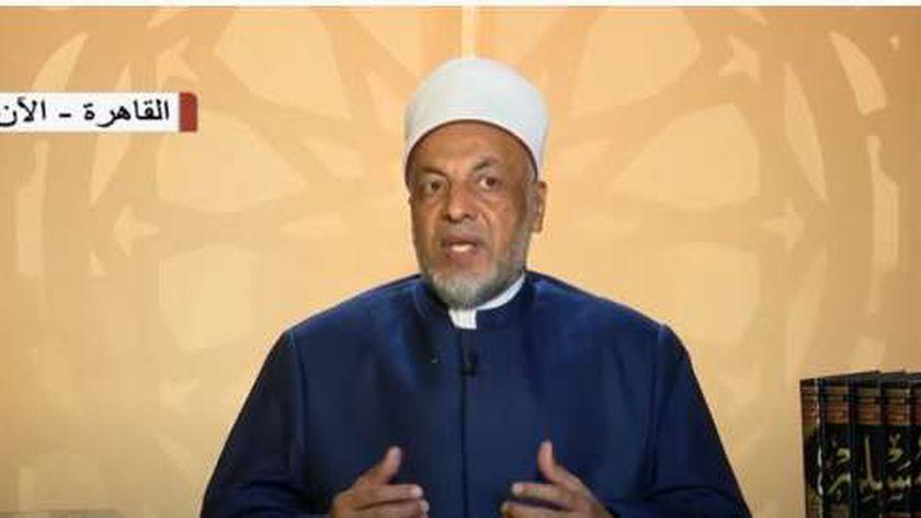 الدكتور سعيد عامر الأمين العام المساعد للدعوة