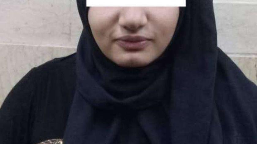 المتهمه بقتل والدها