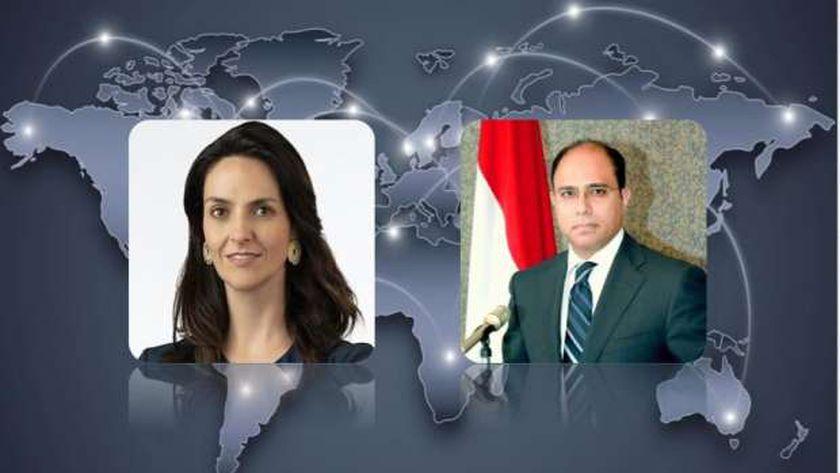 السفير أحمد أبو زيد، سفير مصر في كندا