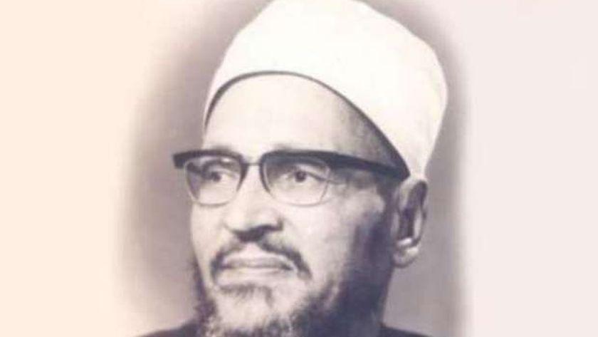 فضيلة الإمام الدكتور عبدالحليم محمود