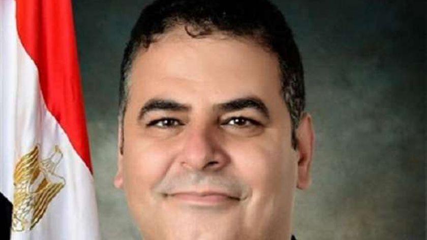 الدكتور نادر مصطفى، وكيل لجنة الإعلام بمجلس النواب