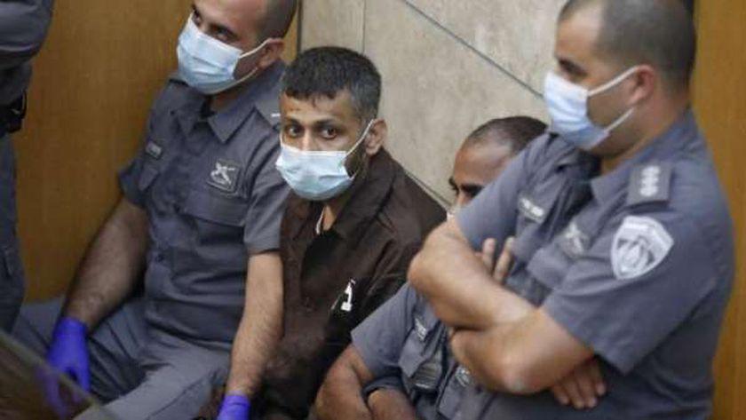 الأسير الفلسطيني محمد عارضة