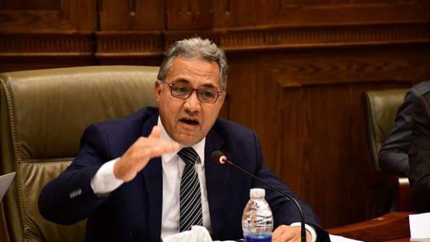 النائب أحمد السجيني، رئيس لجنة المحليات بمجلس النواب