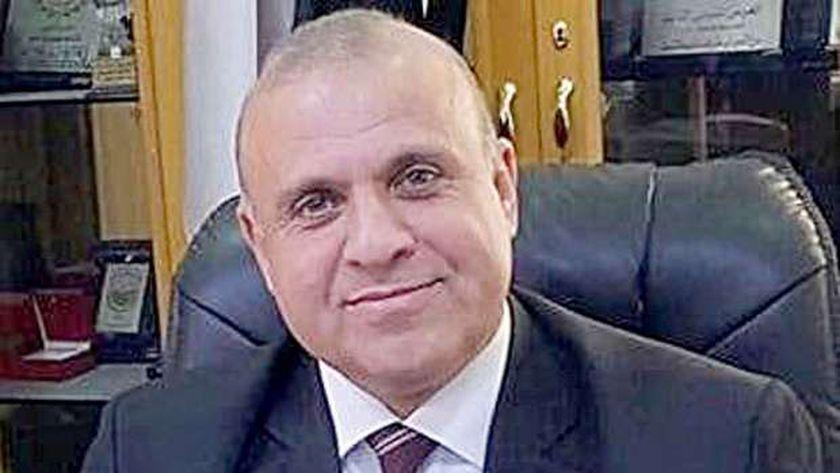 علي عبد الرؤوف - وكيل وزارة التربية والتعليم بالدقهلية