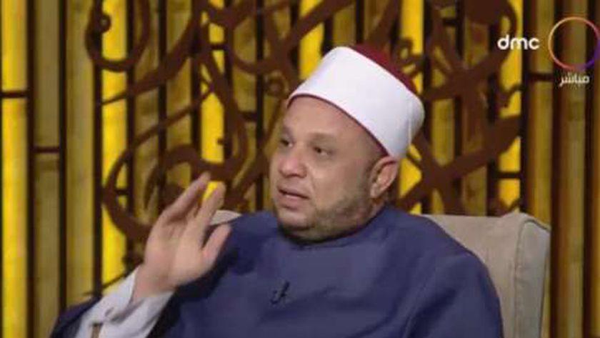 الداعية الإسلامي عبدالشافي الشيخ