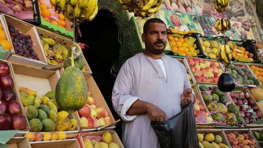 أسعار الخضروات والفواكهة