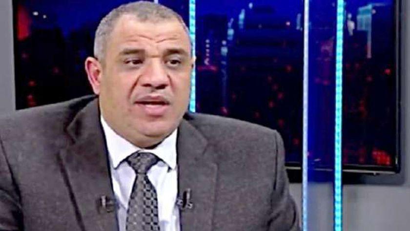 منير أديب .. باحث في شؤون الجماعات الإرهابية